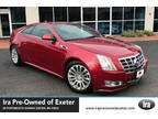 used 2012 Cadillac CTS 4 Coupe Premium