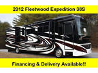 2012 Fleetwood Expedition 38S 38ft