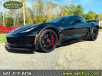 2015 Corvette Coupe // Z06 // 3lz // Z07 Pkg // 7 Speed Manual // 8k Miles!
