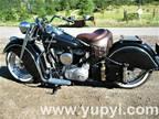 1948 Indian Chief Original 74ci Bad Bike