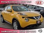 2016 Nissan Juke Yellow, 65K miles