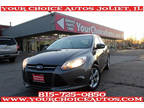 2013 Gray Ford Focus