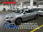 Used 2016 Honda Accord Coupe Lunar Silver Metallic, 39.4K miles