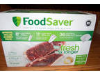 """Food Saver Special Value Vacuum Seal Combo Pack 1-8"""" 4-11"""""""