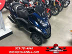 2008 Piaggio MP3 Three Wheeler 400 500
