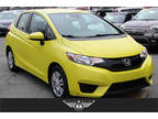 2016 Mystic Yellow Pearl Honda Fit