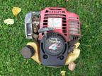 Honda GX35 Concrete Screed Engine