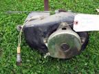 Vintage Jacobsen Sno Burst 2 Cycle 2 Stroke Engine