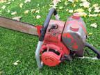Vintage Homelite BUZ Chainsaw