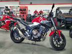 2019 Honda CB500F Motorcycle for Sale
