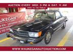1983 Black Mercedes-Benz 380
