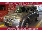 2008 Gray Mercury Mariner
