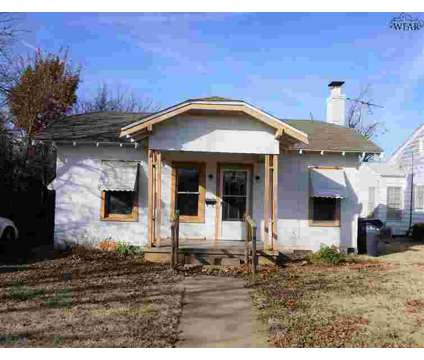 2110 Brown Street WICHITA FALLS, Cute Two BR home for at 2110 Brown St in Wichita Falls TX is a Home