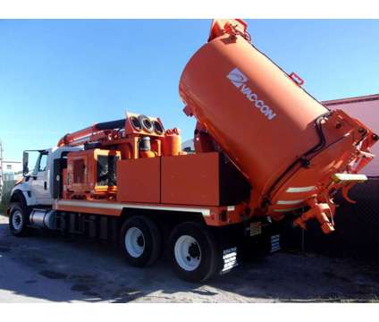 2013 International 7400 VacCon VACUUM/JETTER COMBO is a 2013 Other Commercial Truck in Miami FL