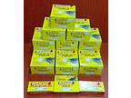 NOS Big Lot ARROW JT-21 Staples Cases of Peg Packs New in