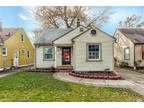 Lincoln Park 4 BR 1 BA, Great starter home with so much charm!