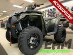 2020 Polaris Sportsman 450 H.O. - Sage Green 450 H.O. EPS