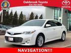 2014 Toyota Avalon Hybrid White, 53K miles