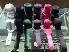 EOUS Solid Fleece Pony Polo Wraps Multiple Colors Brand New