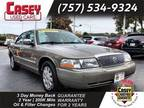 2005 Mercury Grand Marquis Tan, 44K miles