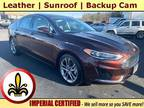 2019 Ford Fusion Brown, 13K miles