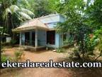 Attingal Trivandrum land and house for sale