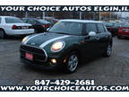 2016 Green MINI Cooper Hardtop 4 Door