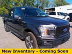 2019 Ford F-150 Gray, 683 miles