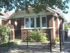 Chicago Four BR Two BA, Large Expanded Brick Bungalow - New Roof -