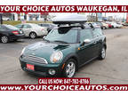 2010 Green MINI Cooper Clubman