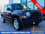2014 Jeep Patriot Blue, 47K miles
