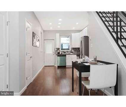 1417 S Marston St PHILADELPHIA Three BR, This stunning row home at 1417 S Marston St in Philadelphia PA is a Single-Family Home