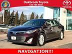 2014 Toyota Avalon Hybrid Red, 59K miles