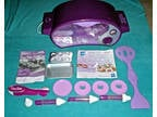 Easy Bake Oven 2010 Purple with Ultimate Cake Decorating Pen