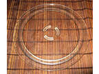 Standard # 32 Clear to Press Design Microwave Turntable