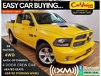 2016 RAM 1500 Yellow, 39K miles