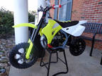 2020 Cobra Moto 50 works edition dirtbike
