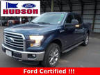 2016 Ford F-150 Blue, 32K miles