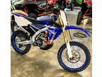 2018 Yamaha YZ250FX 250FX