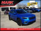 2020 Jeep Cherokee Blue