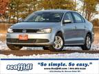 2011 Volkswagen Jetta Silver, 80K miles