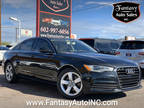2012 Brilliant Black Audi A6