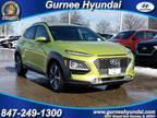 2020 Hyundai Kona Green, 12 miles