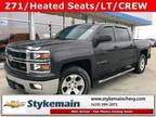 2014 Chevrolet Silverado 1500 Gray, 131K miles