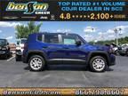 2019 Jeep Renegade Blue