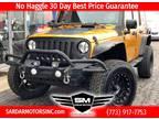 2014 Jeep Wrangler Unlimi Sahara Leather/Navi