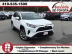 2019 Toyota RAV4 White, new