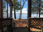Old Town 2 BR, Enjoy lakeside living on beautiful Pushaw
