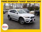 2016 Silver BMW X1