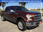 2015 Ford F150 King Ranch